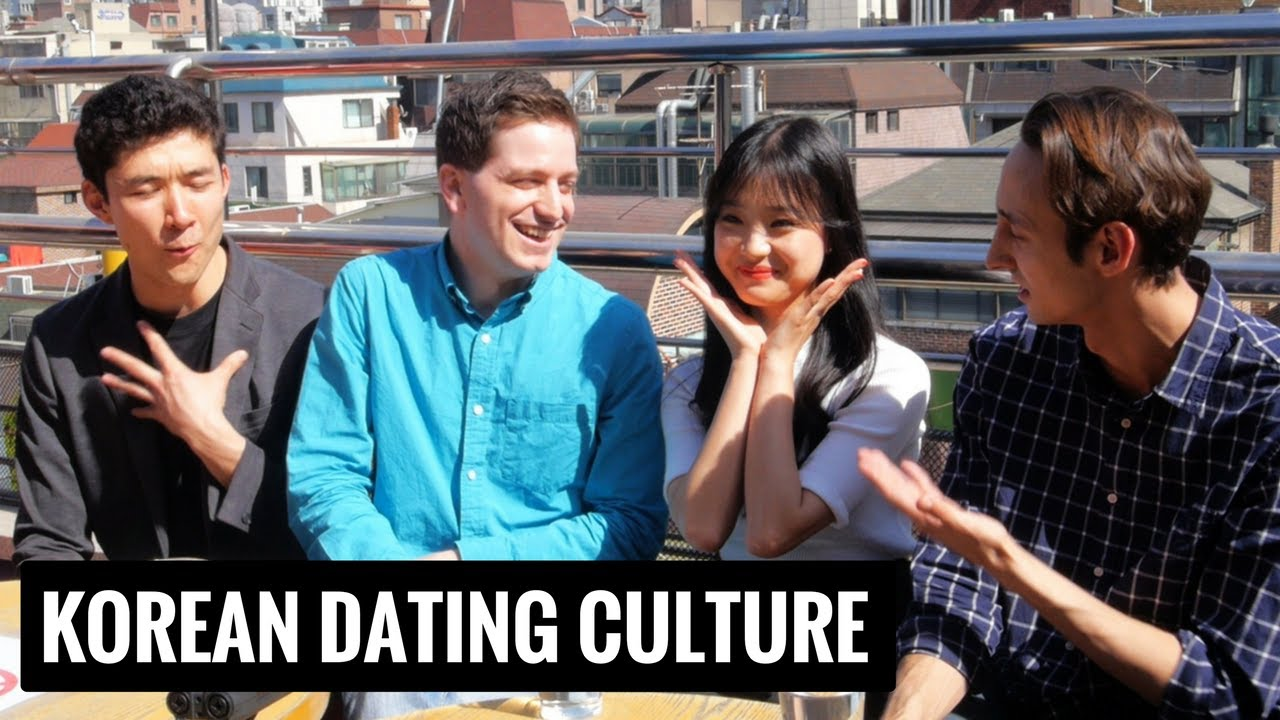 korean dating culture
